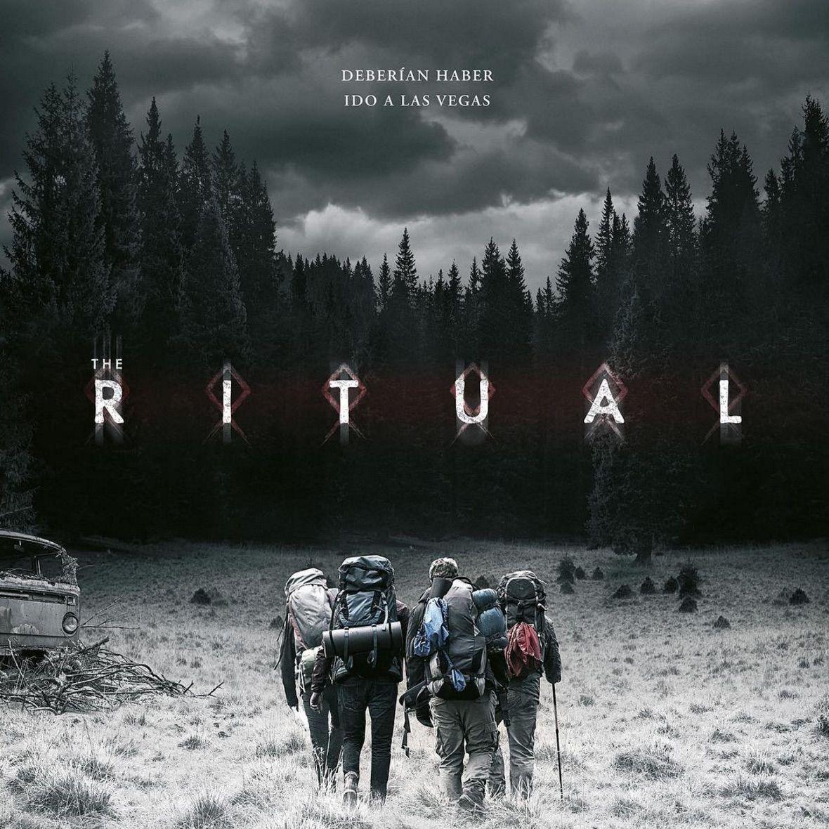 """Netflix anuncia la fecha de estreno de la magnífica """"The Ritual"""""""