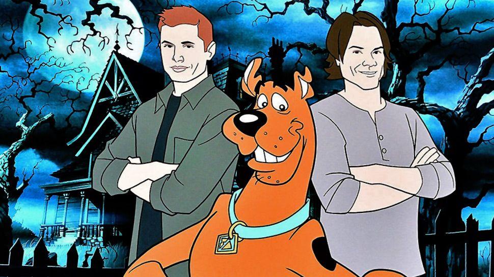 """El crossover de """"Supernatural"""" y """"Scooby Doo"""" ya tiene título"""