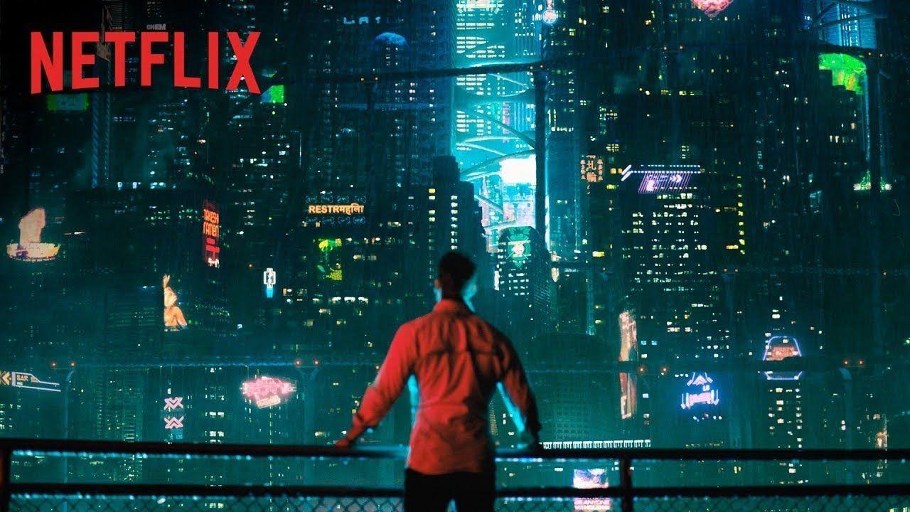 """""""Altered Carbon"""": La nueva y brillante serie scifi que ha estrenado hoy Netflix"""