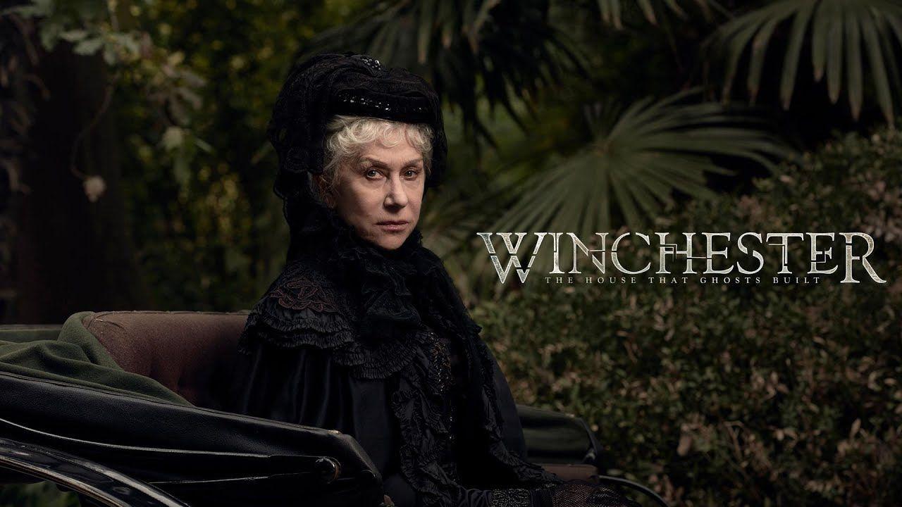 """""""Winchester"""":  Un fantástico nuevo póster acaba de ver la luz a un mes de su estreno"""