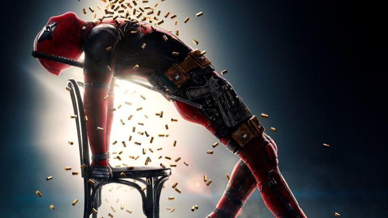 """""""Deadpool 2"""": Nuevo póster a poco más de tres meses para su estreno"""