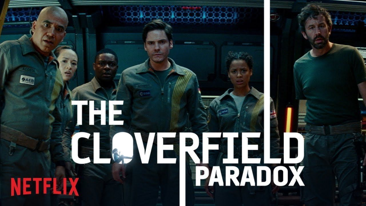 """The Cloverfield Paradox"" no se rodó inicialmente como una saga de ""Cloverfield"""