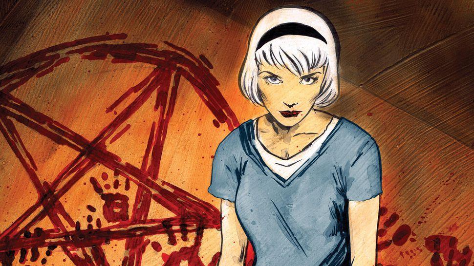 """""""Sabrina"""": Un vistazo al nuevo SALEM en el reboot de la serie"""
