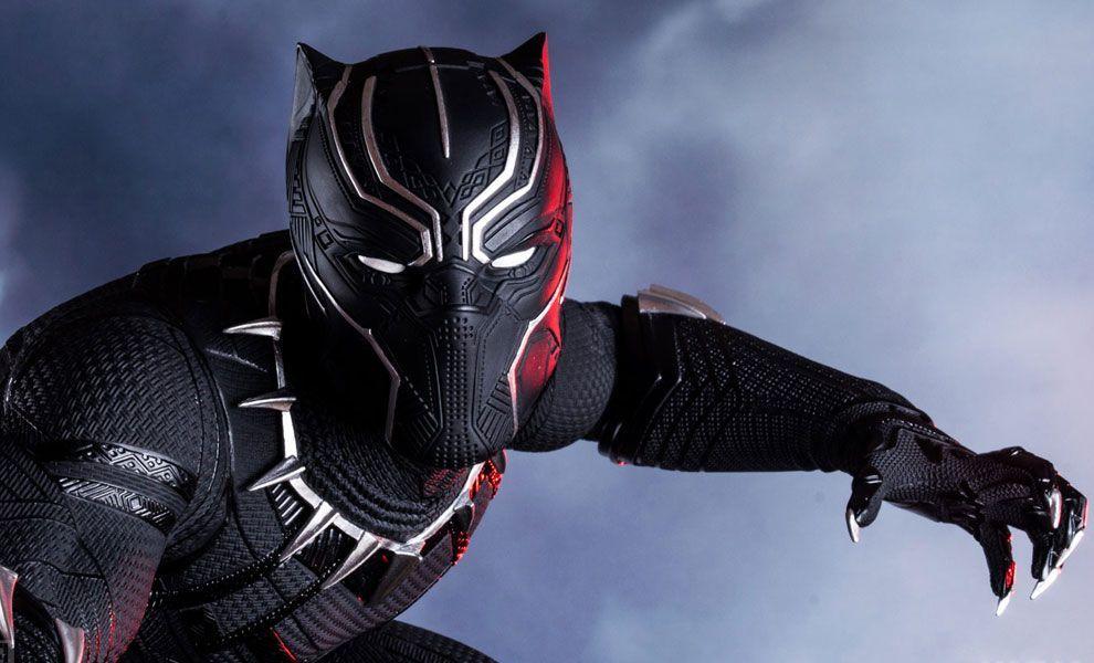 """""""Black Panther"""": Se estima que recaudará 165 millones en su estreno americano"""