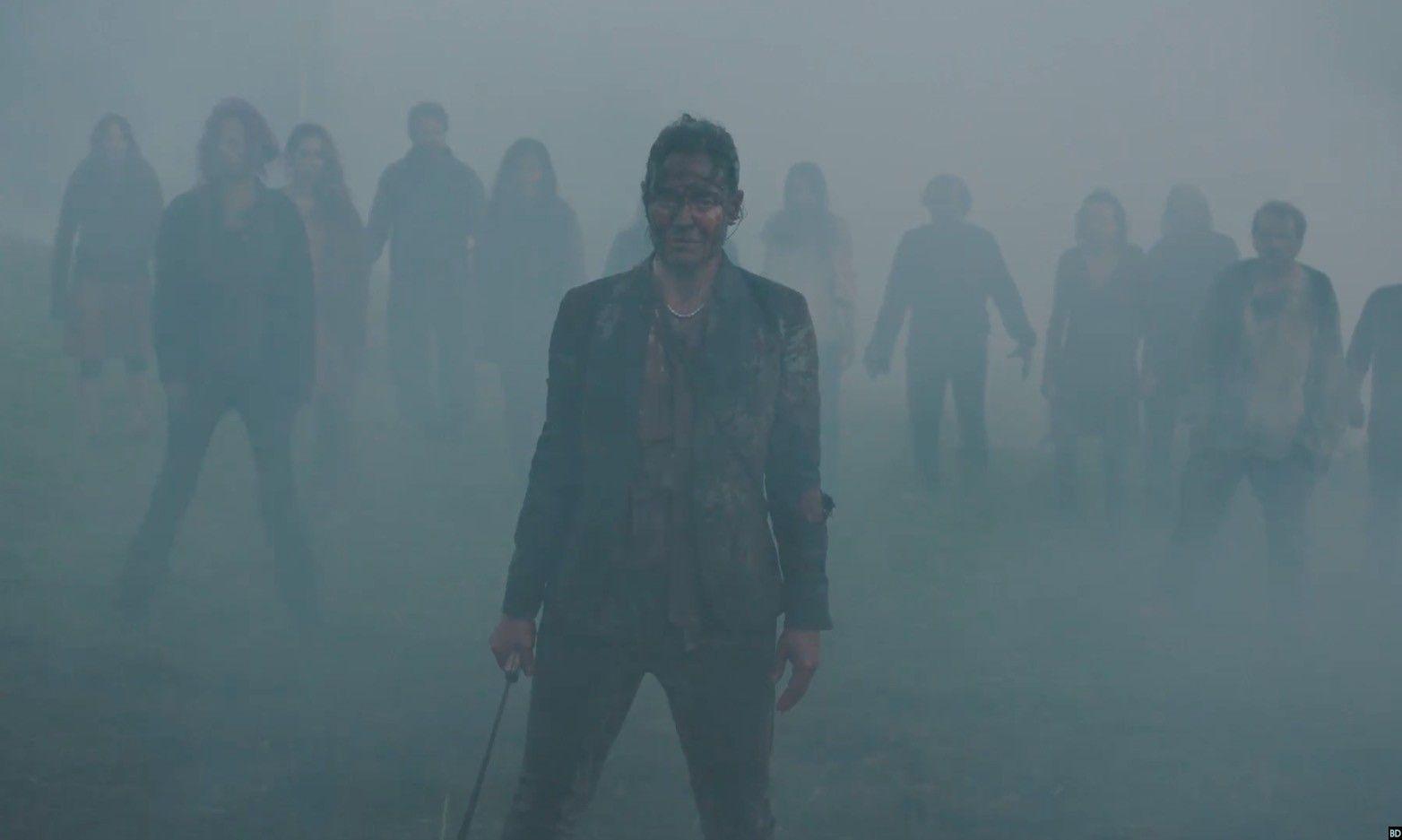 """""""Los Hambrientos"""": Póster español del título zombi que llegará en abril"""
