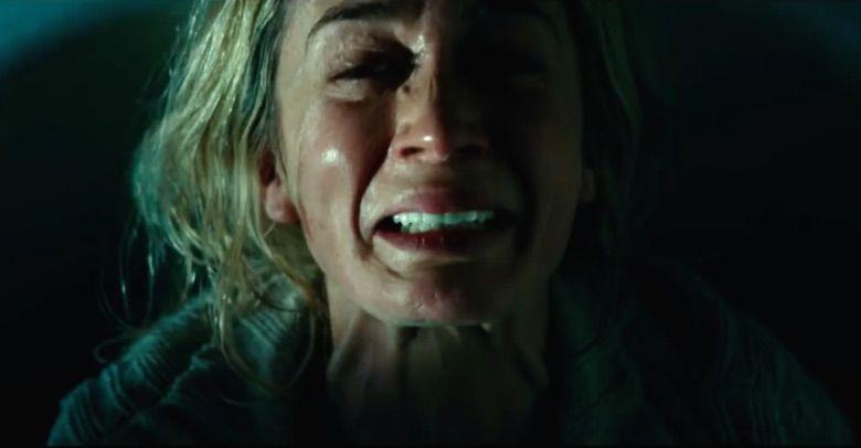 """""""Un Lugar Tranquilo"""": Emily Blunt protagoniza el nuevo póster oficial"""