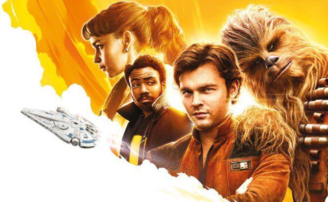 """""""Han Solo: Una Historia de Star Wars"""": Nuevo póster oficial de la película"""