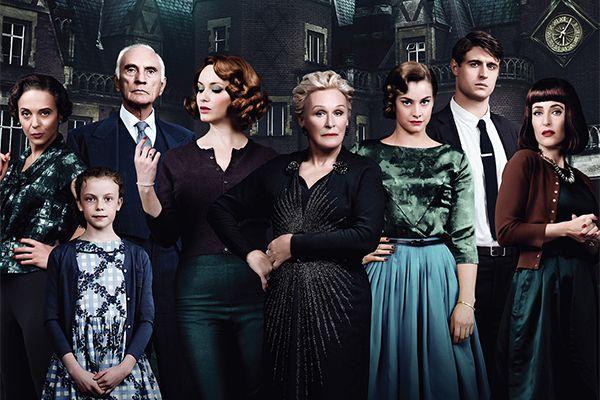 """""""La Casa Torcida"""": Tráiler de la adaptación de la obra de Agatha Christie"""