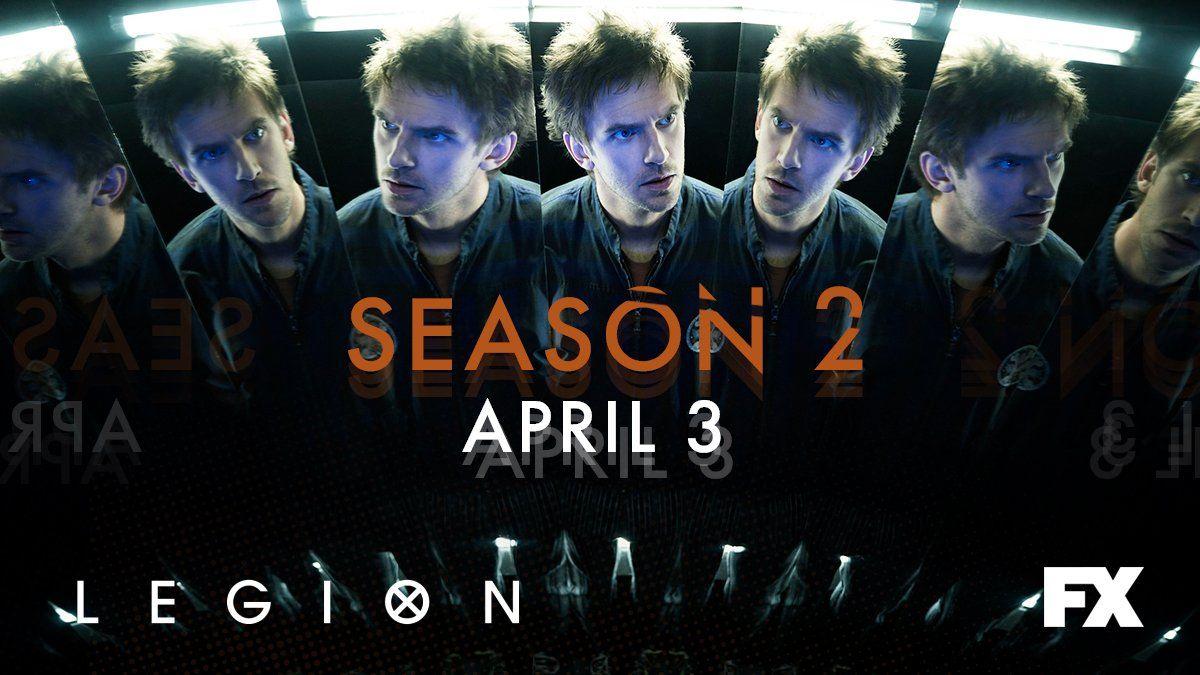 """""""Legion"""": Promo de la 2ª Temporada que se estrenará en abril"""