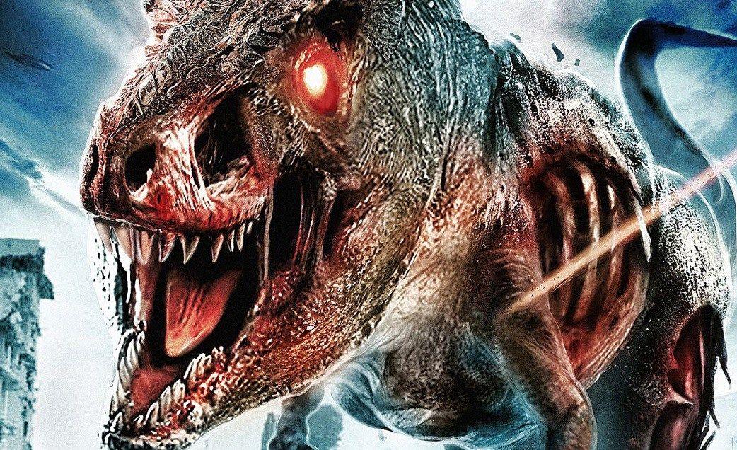 """""""The Jurassic Dead"""": Tráiler oficial de la película que se estrenará en verano"""