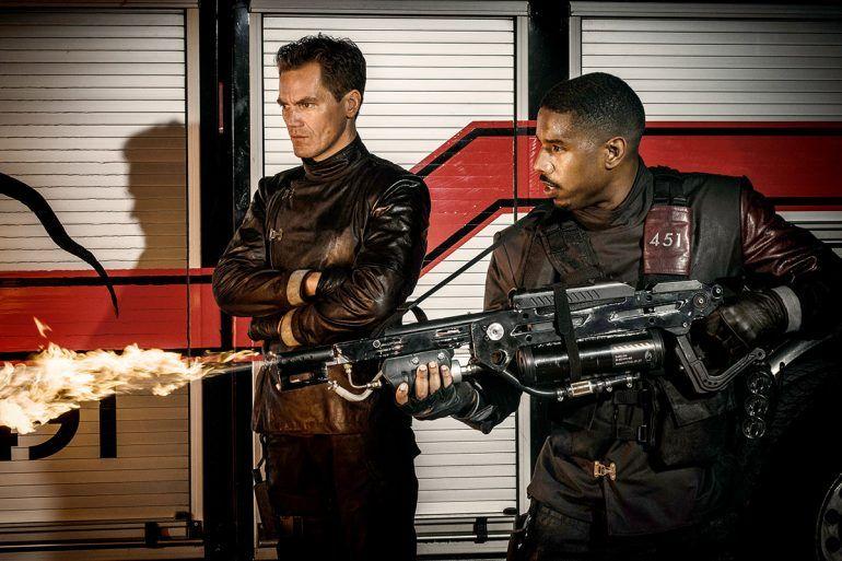 """""""Fahrenheit 451"""": Tráiler de la adaptación de la HBO con Michel B.Jordan"""