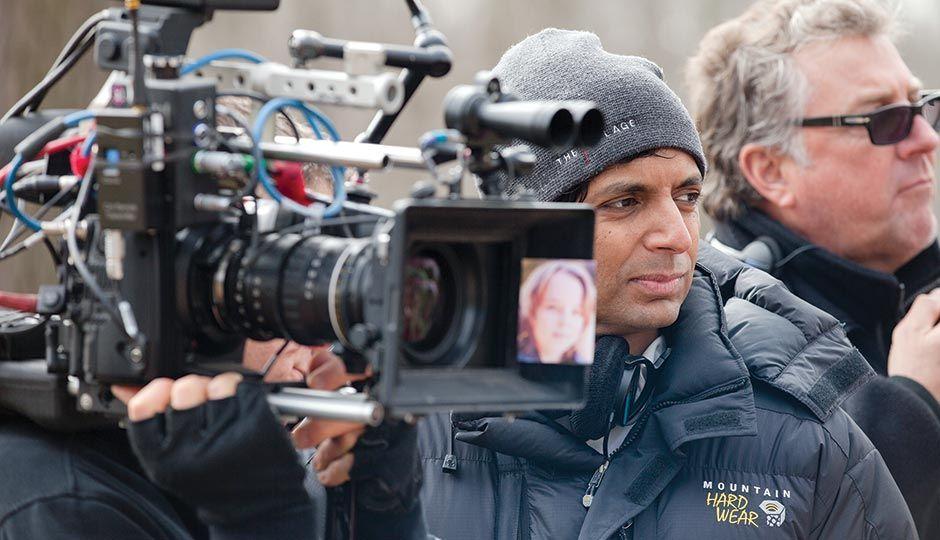 M. Night Shyamalan prepara una serie como productor para Apple