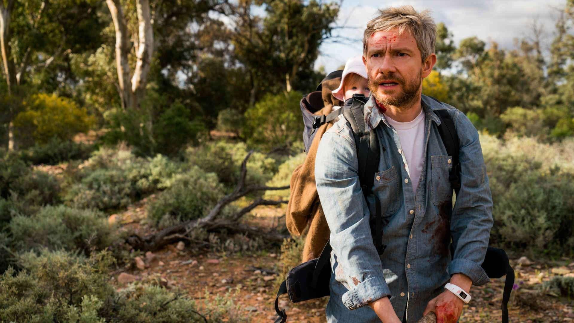 """Netflix estrenará """"Cargo"""", el título zombi protagonizado por Martin Freeman"""