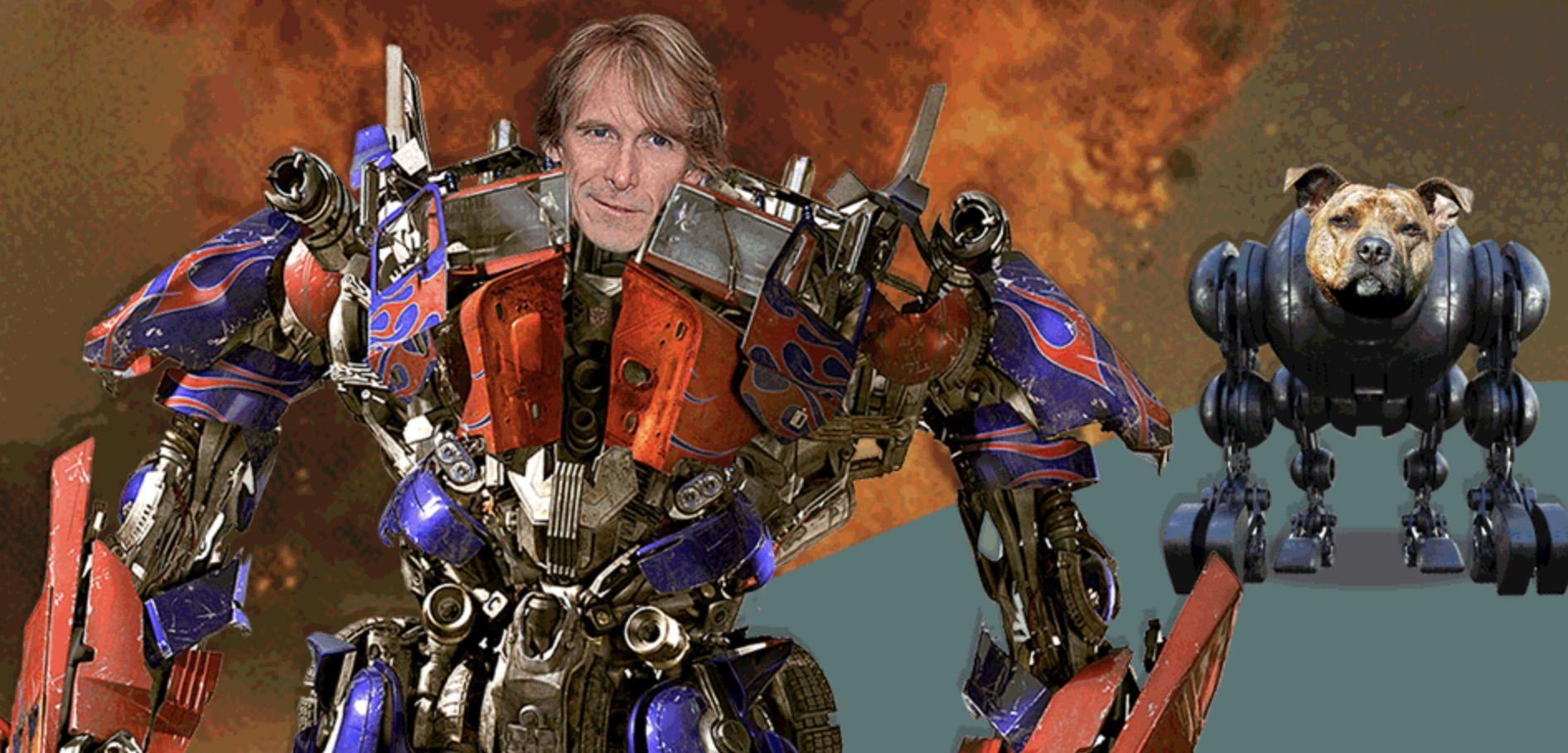 """Michael Bay deja la saga Transformers para dirigir """"Robopocalypse"""""""