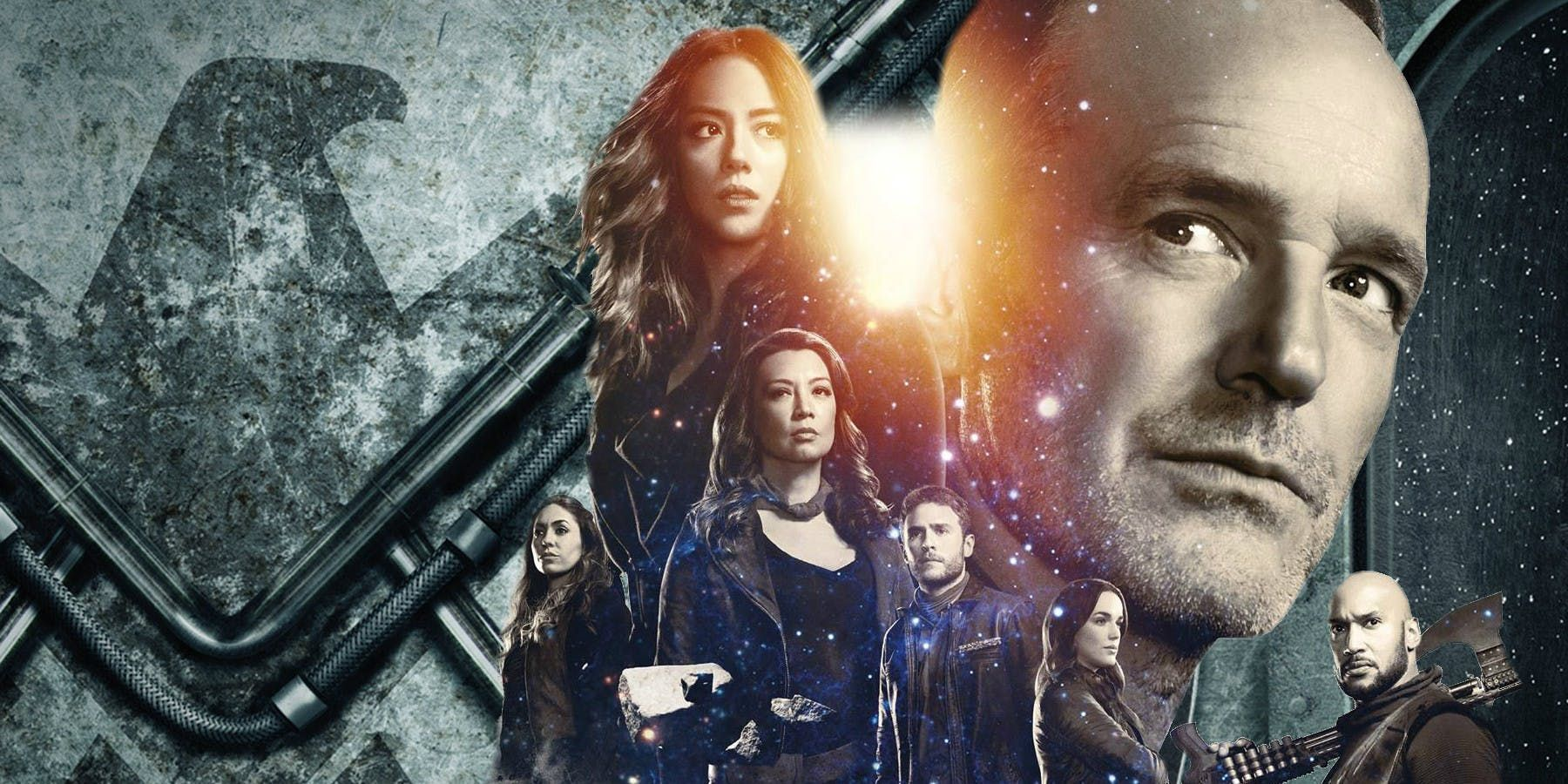 """""""Agents of Shield"""": La serie probablemente llegará a su fin esta temporada"""