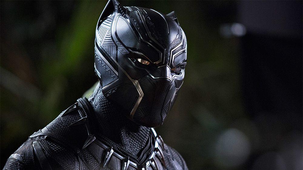 """""""Black Panther"""" supera los 1000 millones de recaudación y repite en el Nº1 en USA"""