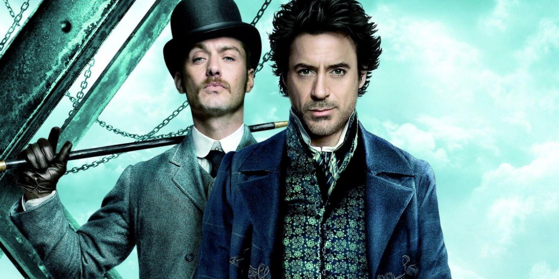 """""""Sherlock Holmes 3"""" sigue interesándole a Robert Downey Jr."""