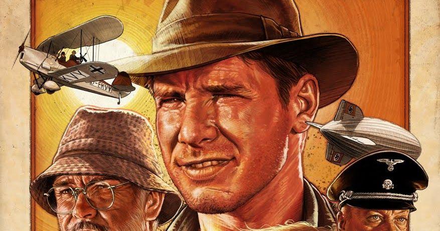 """Te invitamos a ver """"Indiana Jones y la Última Cruzada"""" en cine por el Día del Padre"""