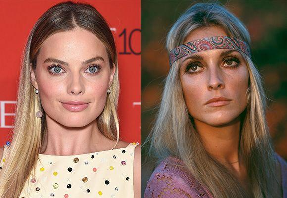 Margot Robbie muy cerca de ser Sharon Tate en lo nuevo de Tarantino