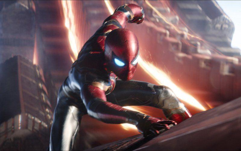 """Spider-Man protagoniza el nuevo spot de """"Vengadores: Infinity War"""""""