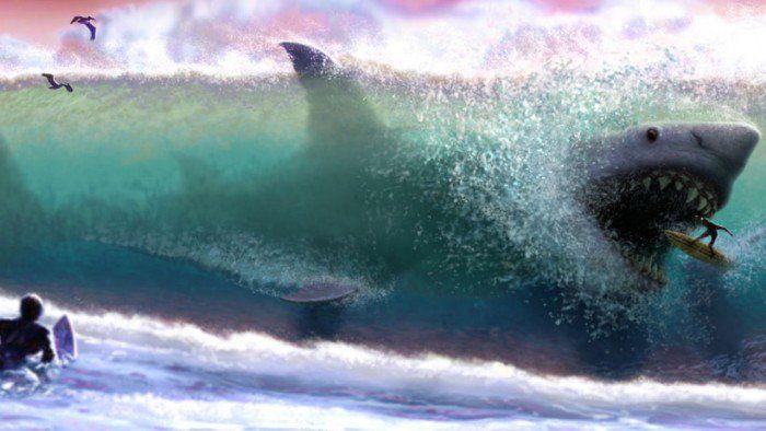 """""""The Meg"""": Tráiler oficial del título con tiburón gigante y Jason Statham"""