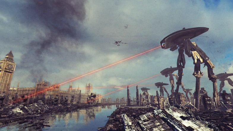 """Primera imagen de la adaptación de """"La Guerra de los Mundos"""" de la BBC"""
