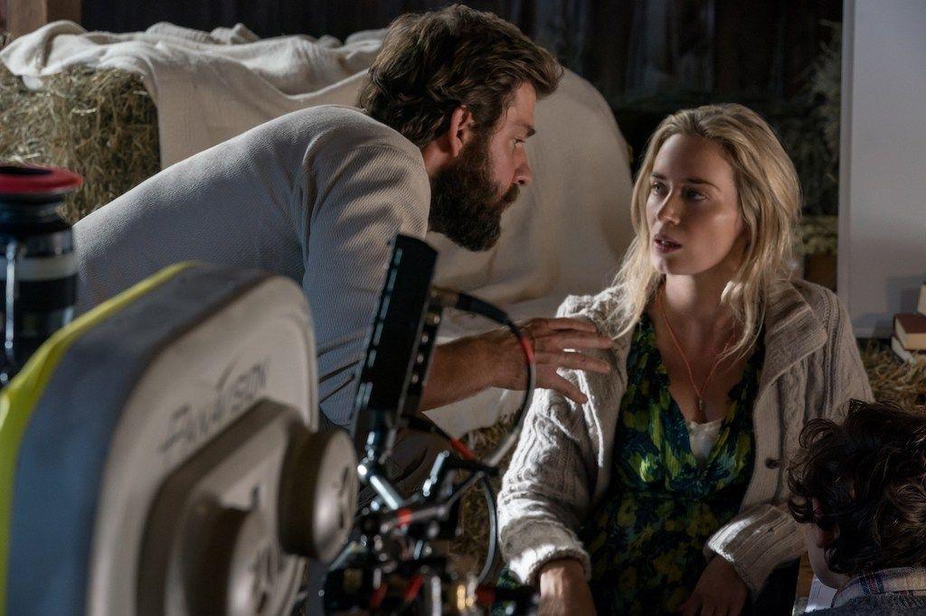 "El título scifi ""Life on Mars"" será la próxima película de John Krasinski"
