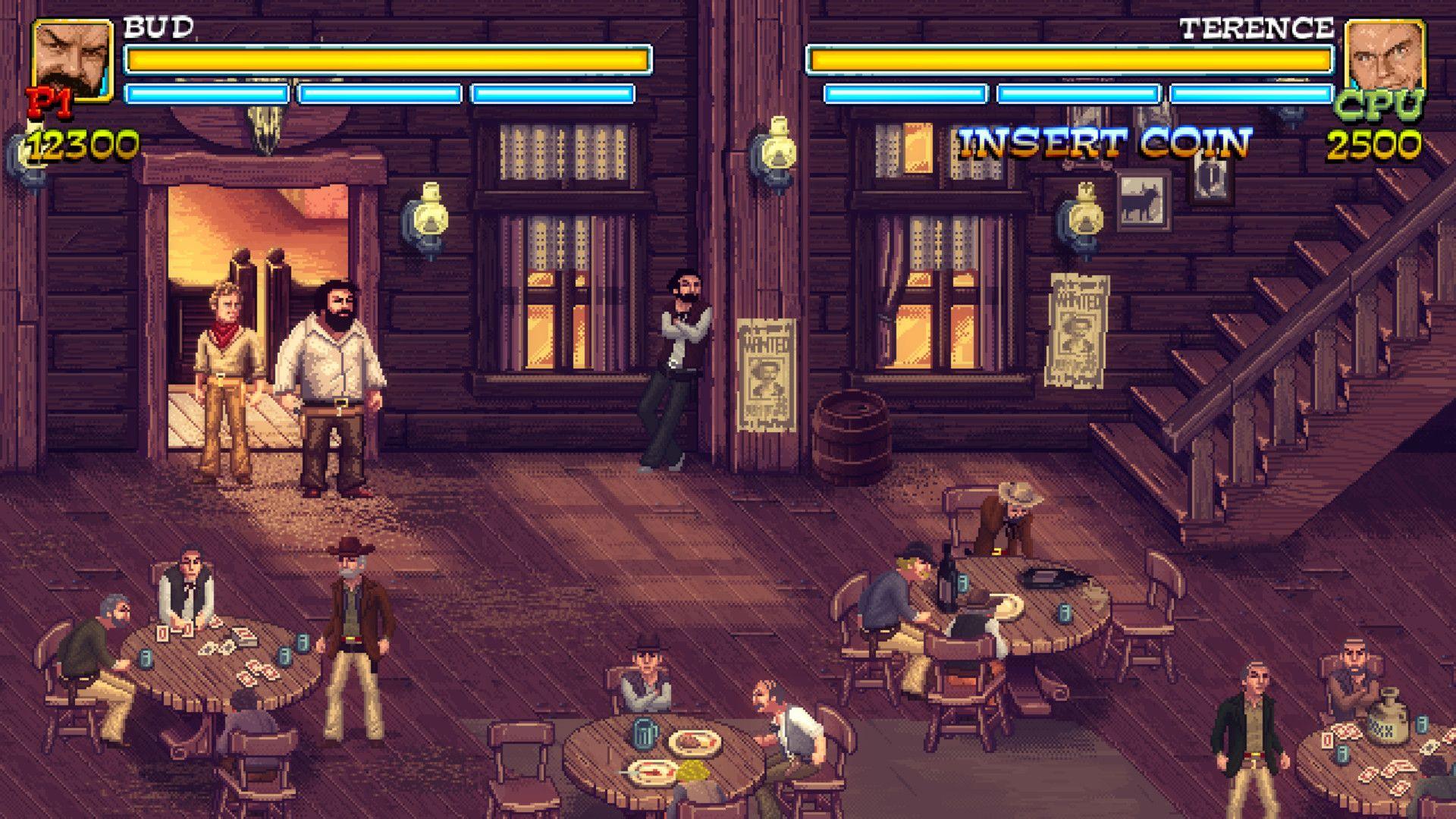 Ya está disponible el juego completo de Bud Spencer y Terence Hill