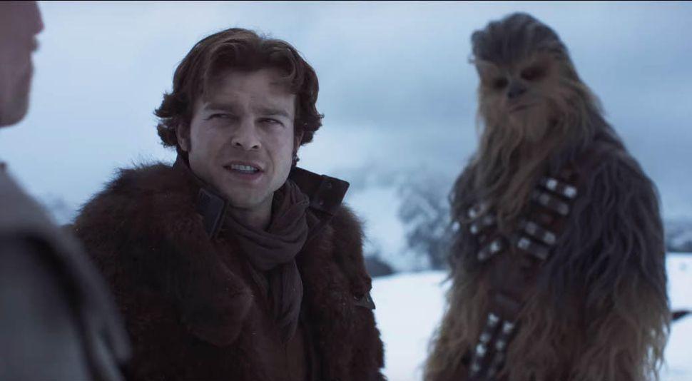 """""""Han Solo: Una Historia de Star Wars"""": Primeras reacciones de la crítica"""