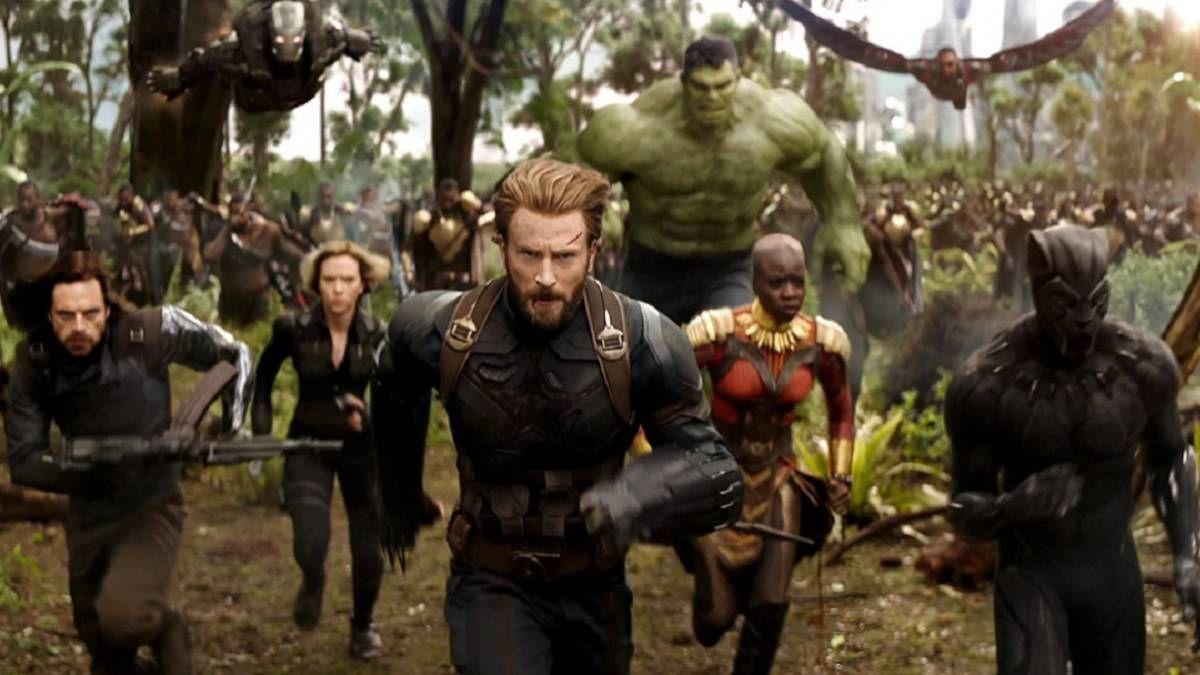 """""""Vengadores: Infinity War"""" ya lleva recaudado más de 1.600 millones de dólares"""
