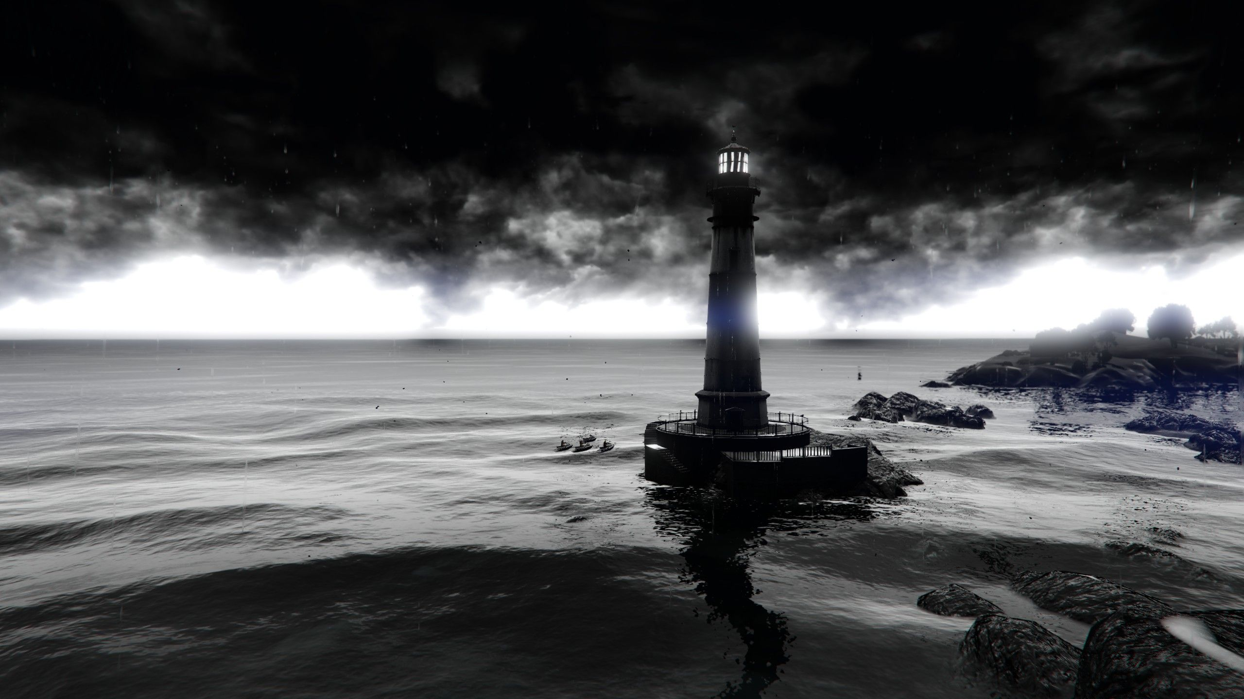 """The Lighthouse"", lo nuevo del director de ""La Bruja"", será en blanco y negro"