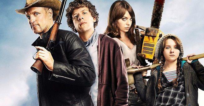 """""""Zombieland 2"""" se estrenará el próximo año con el reparto original"""