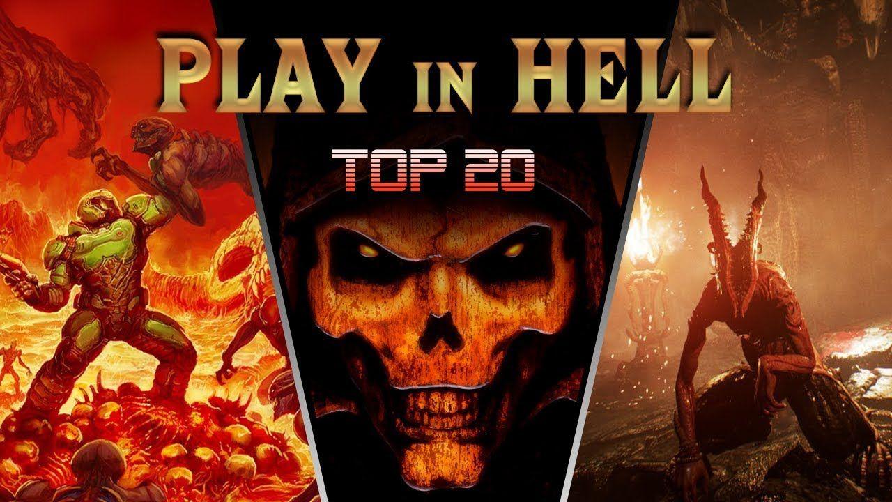 ESPECIAL: Las mejores 20 recreaciones del infierno en videojuegos