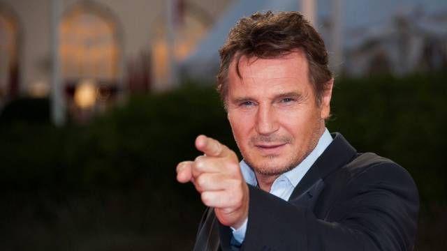 """Liam Neeson es el nuevo fichaje del reboot de """"Men in Black"""""""