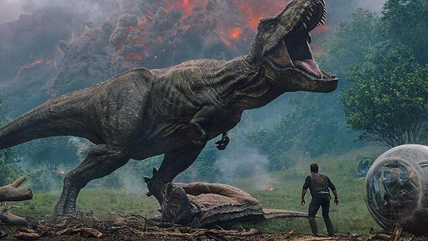 """""""Jurassic World: El Reino Caído"""" es el mejor estreno en España en tres años"""