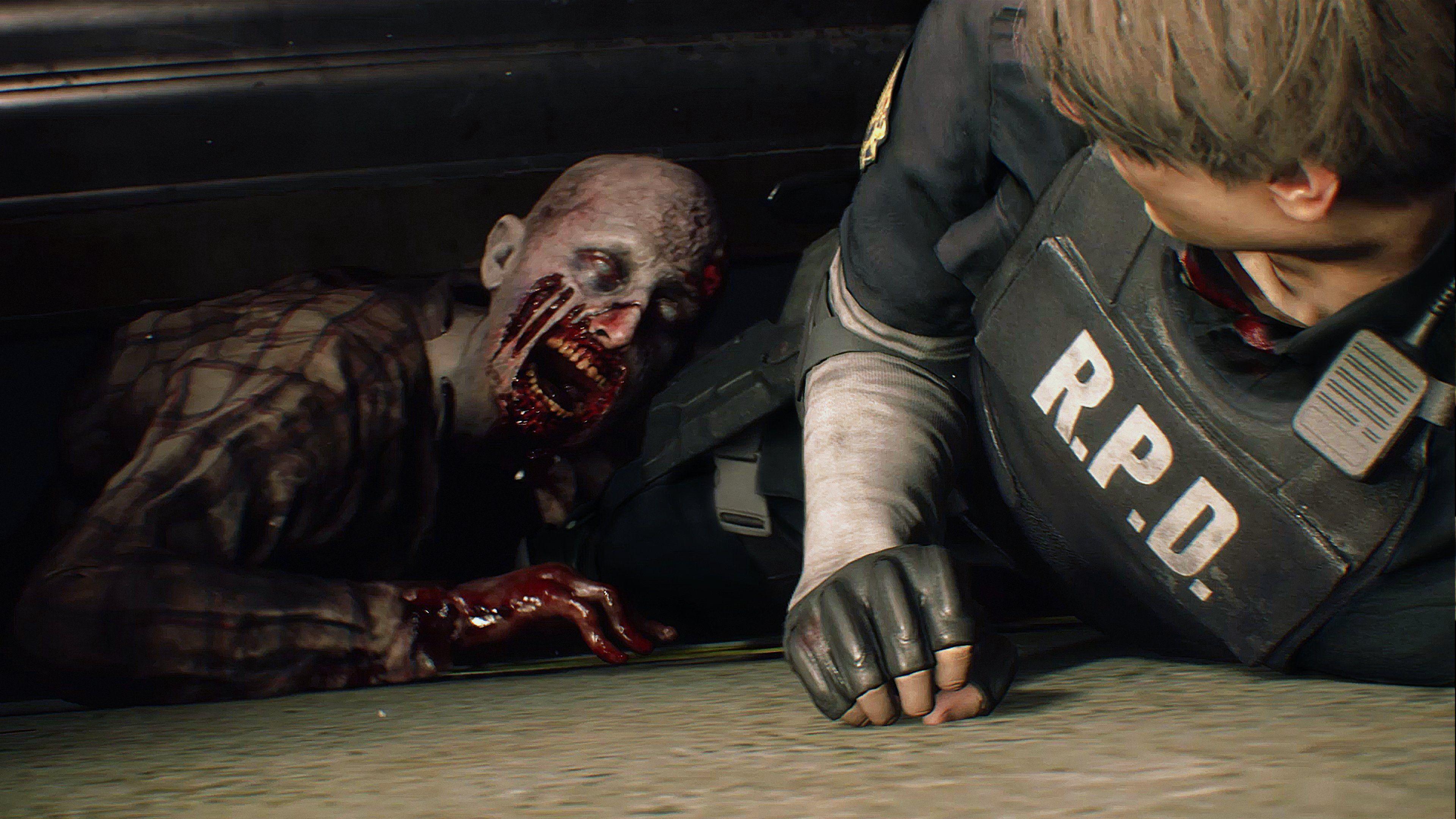 """""""Resident Evil 2"""": Tráiler del remake y fecha de lanzamiento"""