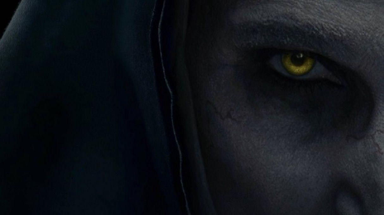 """""""La Monja"""": Primer póster oficial y mañana tendremos el tráiler"""