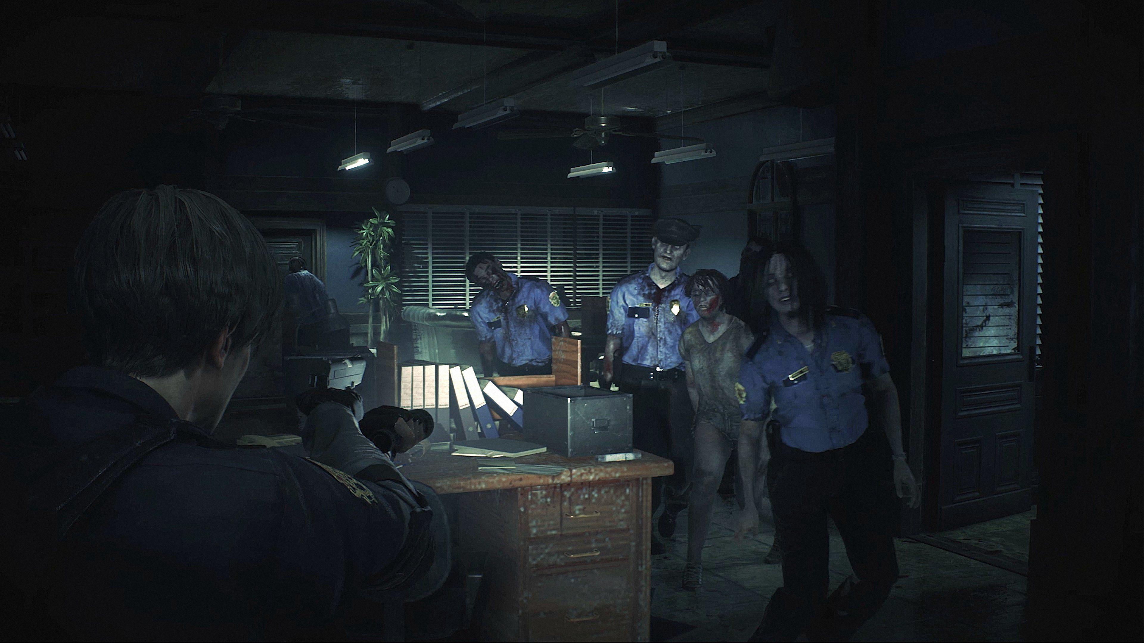 """""""Resident Evil 2"""": No os perdáis este vídeo con 17 minutos de gameplay"""