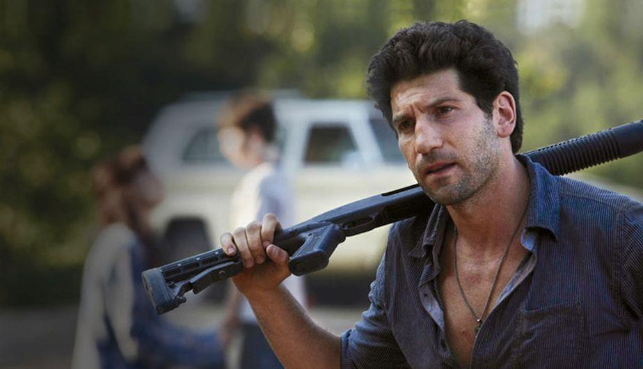 """Jon Bernthal regresará en la nueva temporada de """"The Walking Dead"""""""