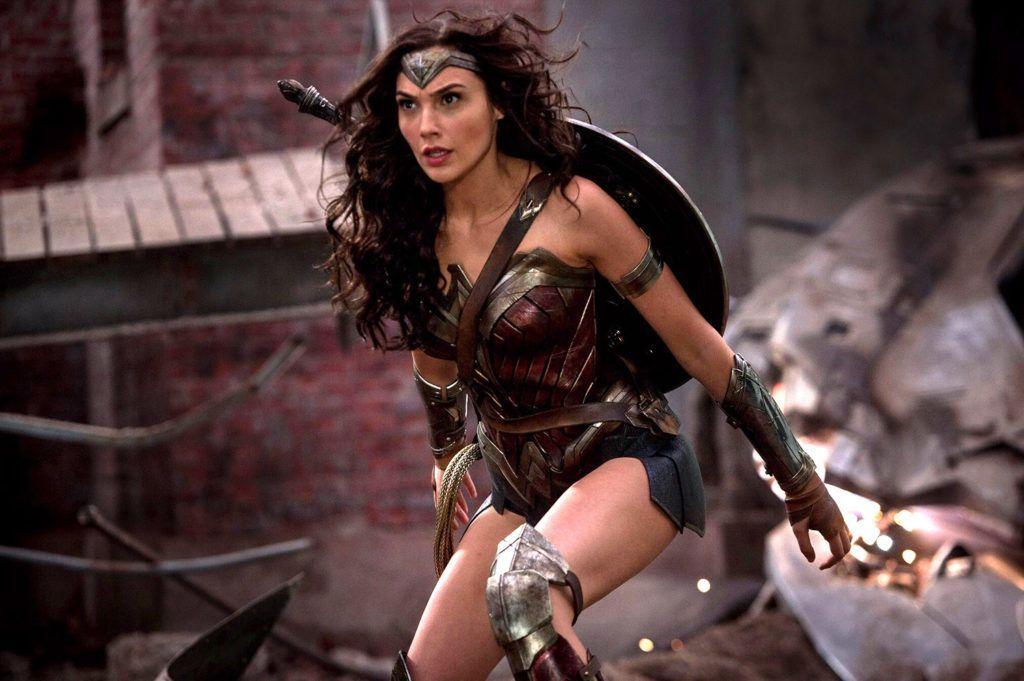 """Primera imagen de Kristen Wiig en """"Wonder Woman 1984"""""""