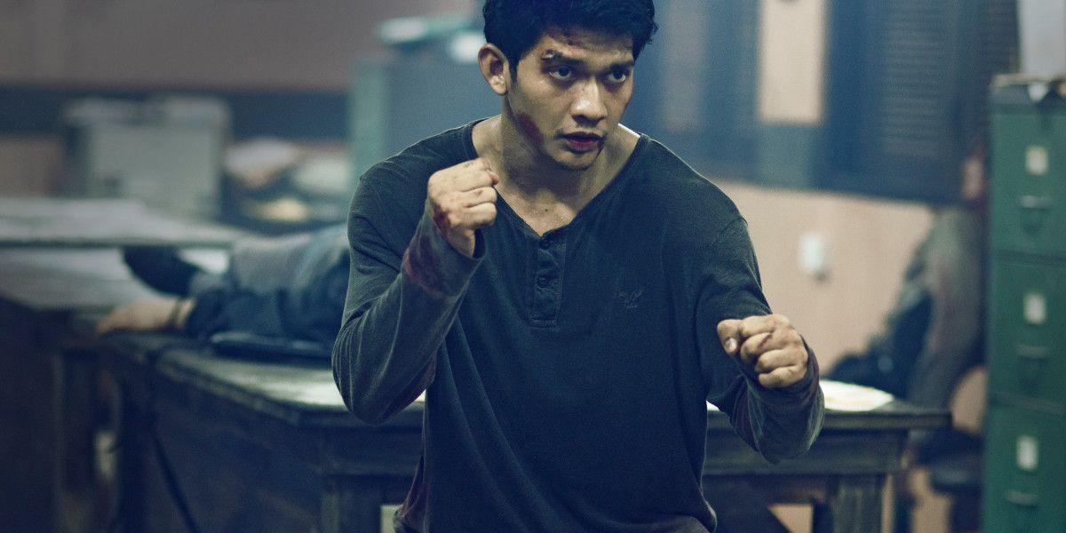 "Iko Uwais (""The Raid"") protagonizará la serie ""Wu Assassins"" en Netflix"