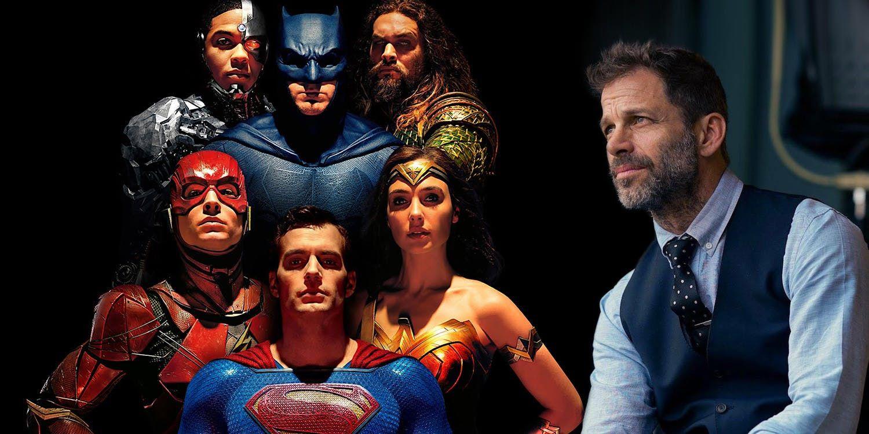 """""""La Liga de la Justicia"""": ¿Lleva Zack Snyder trabajando siete meses en su Director Cut´s?"""
