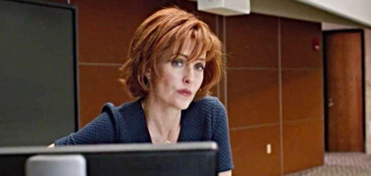 """Tráiler y póster de """"UFO"""": Gillian Anderson vuelve con los extraterrestres"""