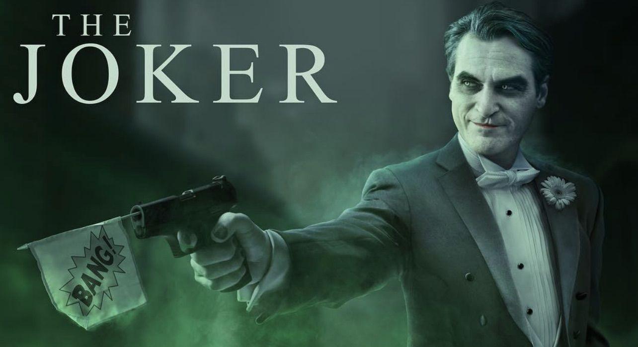Luz verde a la película de los orígenes del Joker con Joaquin Phoenix