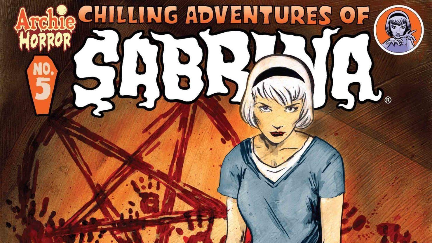 """""""SABRINA"""": Primer póster oficial del reboot de la serie que prepara Netflix"""