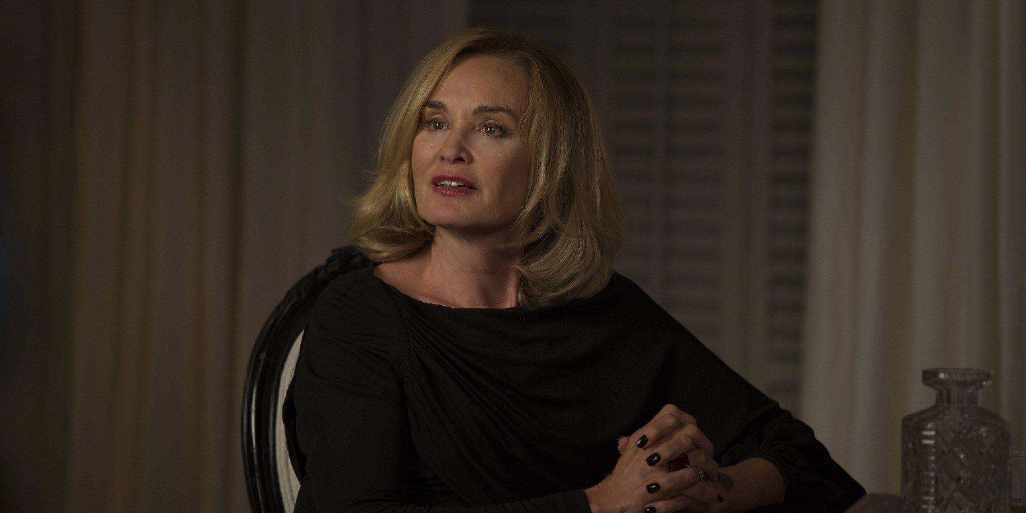 """Es Oficial: Jessica Lange regresará en """"American Horror Story: Apocalipsis"""""""