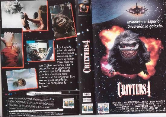 250 carátulas en BETA y VHS de películas de terror que alquilasteis en el videoclub