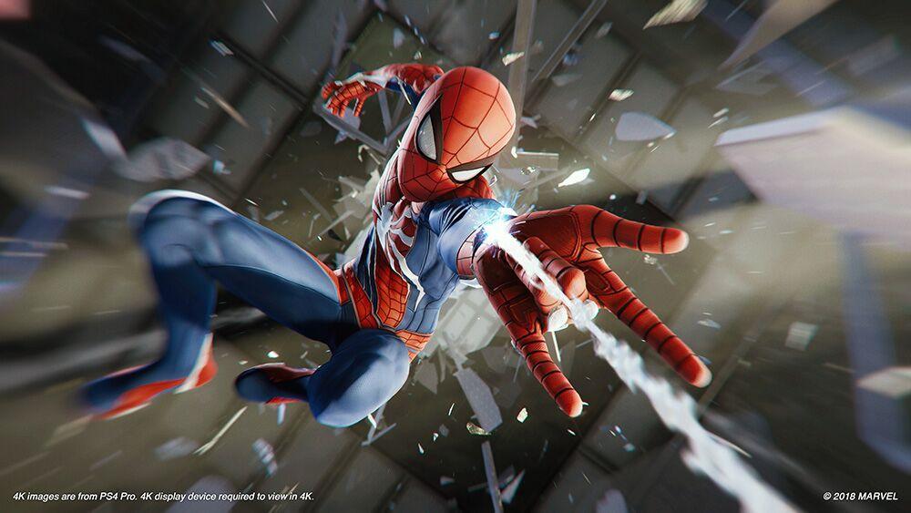 """""""Spider-Man"""": Ya hemos probado el videojuego de Playstation 4"""