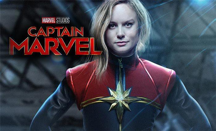 """El acuerdo de Netflix y Disney finalizará con """"Capitana Marvel"""""""