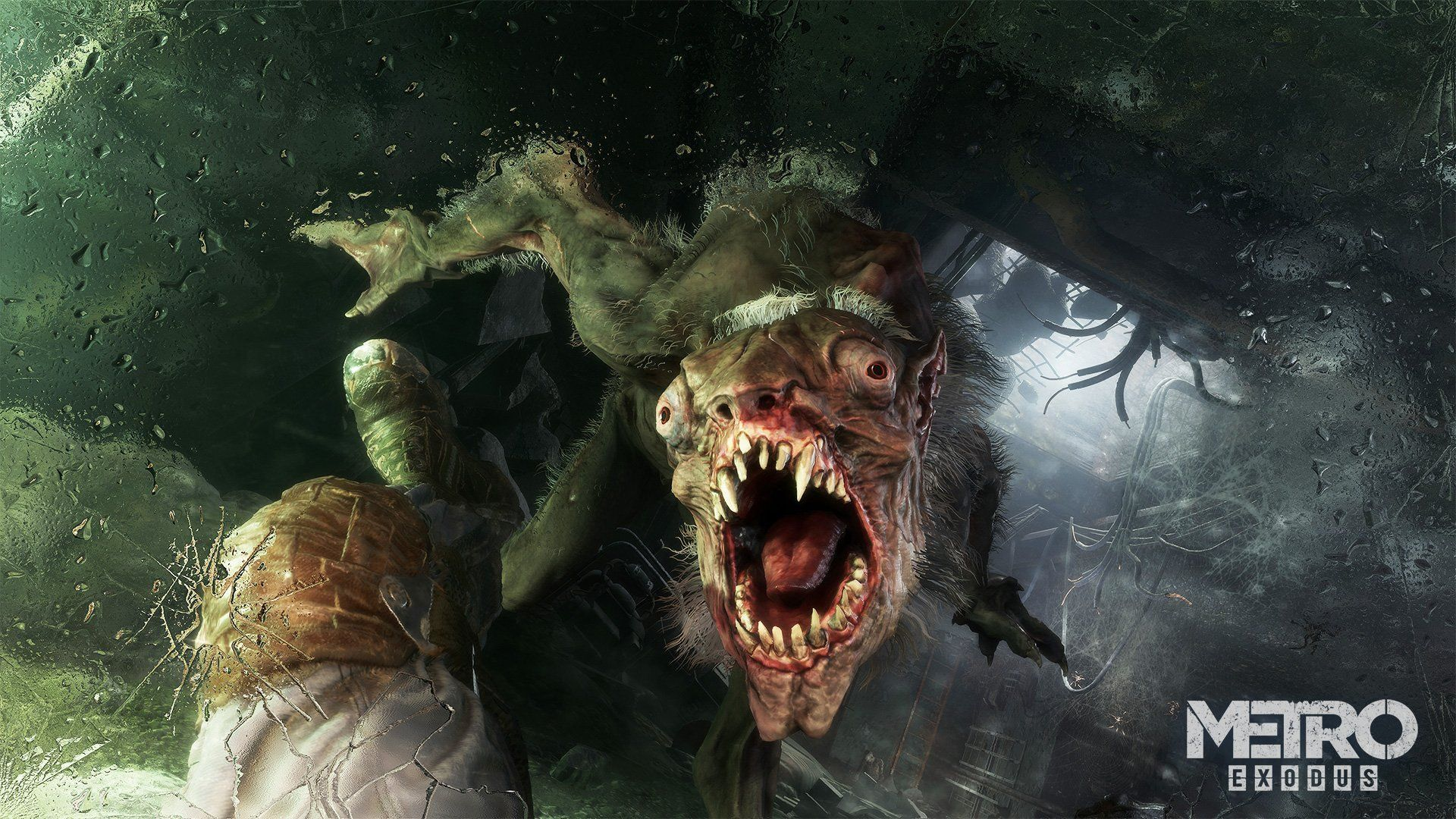 """""""Metro Exodus"""" muestra su espectacular tráiler de la GamesCom"""